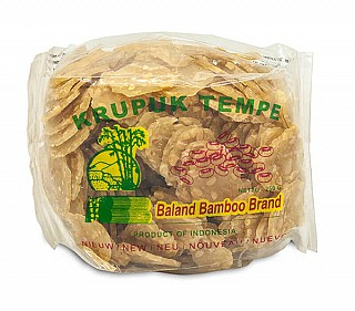 Tempeh crackers 2x3 250gr